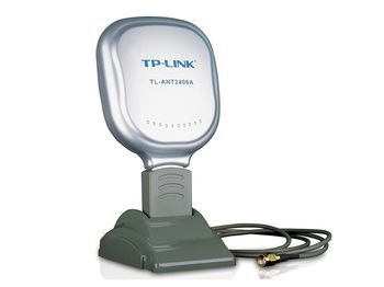 TP-Link Wireless Antenna  TL-ANT2406A, 6dBi, 2.4GHz, Indoor Yagi-directional