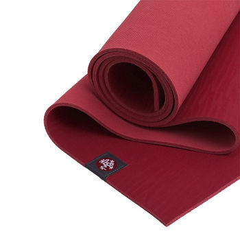 Коврик для йоги Manduka Eko burgundy