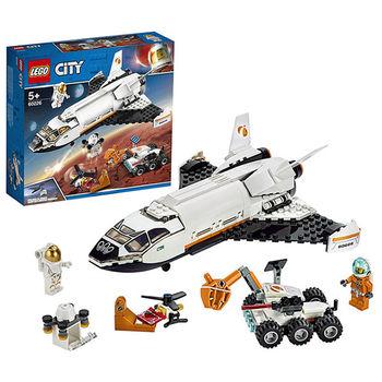 "LEGO City ""Шаттл для исследований Марса"", арт. 60226"