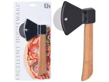 """Нож роликовый для пиццы EH""""топор"""" 20cm, металл"""