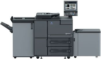 Konica Minolta bizhub PRO 1100 - ч/б печатная машина