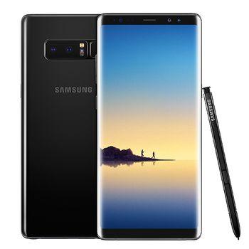 купить Samsung N950F Galaxy Note 8 64GB Duos, Black в Кишинёве