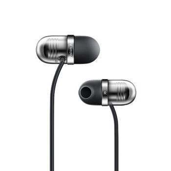 """Xiaomi """"Mi Earphone Capsule"""" In-ear Earphones, Black, Microphone, Rated Power 5mW, Speaker Impedance 32ohms, Frequency response: 20~20KHz, Hands free calling features, Cord type cable 1.25 m"""