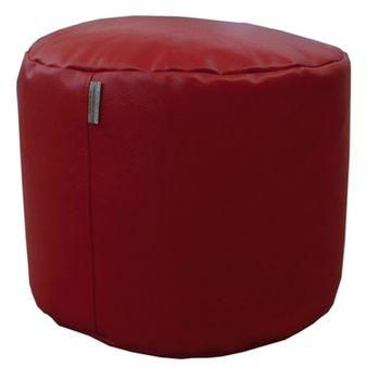 купить Пуфик-цилиндр Cilinder, красный в Кишинёве