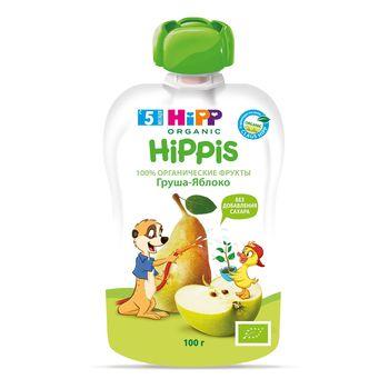 cumpără Hipp 8572 Surpriză din fructe măr, pară  (4 luni) 100g (TVA=20%) în Chișinău