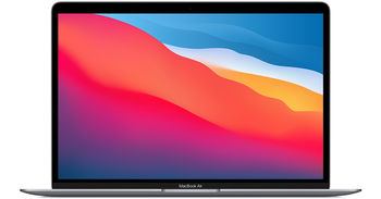 "NB Apple MacBook Air 13.3"" MGN63RU/A Space Grey (M1 8Gb 256Gb)"