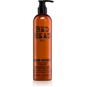 BED HEAD COLOUR GODDESS oil infused shampoo 400 ml