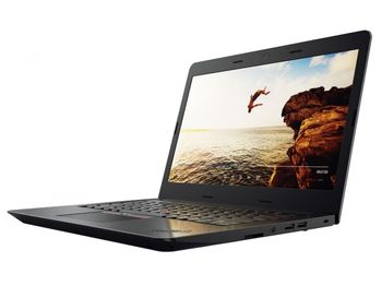 "Lenovo ThinkPad E470 Graphite Black, 14.0"" IPS FullHD AG (Intel® Core™ i5-7200U 2.50-3.10GHz (Kabylake), 8GB DDR4, 1TB HDD, Intel® HD Graphics 620, no ODD, CardReader, HDMI, WiFi-AC/BT4.0, 3cell, HD720p Webcam, TPM, TrackPoint, RU, W10 Pro, 1.87kg)"