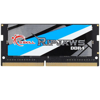 Оперативная Память 16GB SODIMM DDR4 G.SKILL Ripjaws F4-3200C22S-16GRS PC4-25600 3200MHz CL22, 1.2V (memorie/память)