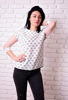 купить Блузка Simona ID 1028 в Кишинёве