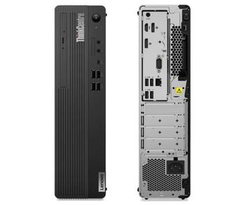 купить Lenovo ThinkCentre M70s SFF Black (Intel Core i3-10100 3.6-4.3GHz, 8GB RAM, 256GB SSD + 1TB HDD) в Кишинёве