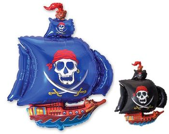 купить Шарик с Гелием - Пиратский Корабль в Кишинёве