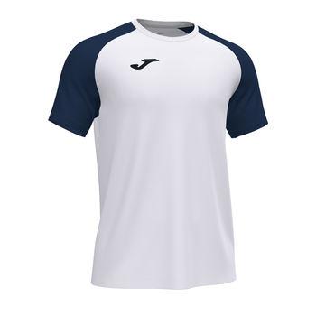 Футболка JOMA - ACADEMY IV BLANCO MARINO