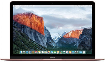 "купить Apple MacBook 12"" MNYM2UA/A Rose Gold (Core m3 8Gb 256Gb) в Кишинёве"