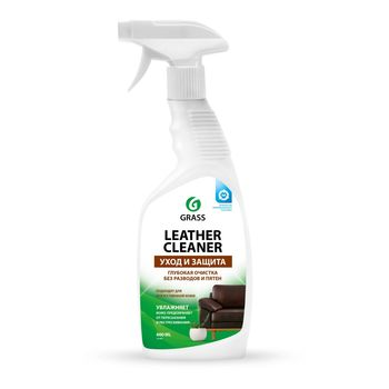 LEATHER CLEANER Очиститель-кондиционер кожи 600 мл