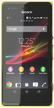 Sony Xperia M (C1905) Yellow