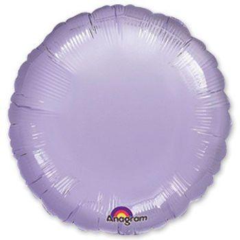 купить Круг Бледно Фиолетовый в Кишинёве