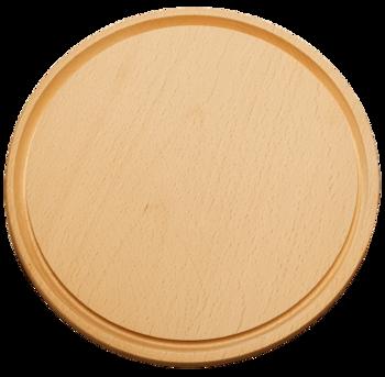 Tocator lemn rotund 25 cm