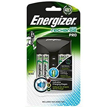 Energizer PRO Chatger 4AA 2000mAh