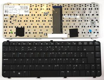 Keyboard HP Compaq 6530s 6535s 6730s 6735s 6531S 610 615 511 515 516 CQ510 CQ511 CQ515 CQ516 CQ610 CQ615 ENG/RU Black