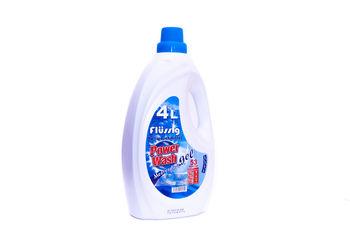 купить Гель для стирки Power Wash 4 L (универсал цветочный ,морская свежесть,для чёрных вещей) в Кишинёве