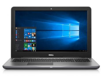 "DELL Inspiron 17 5000 Black (5767), 17.3"" HD+ (Intel® Core™ i3-6006U 2.00GHz (Skylake), 4Gb DDR4 RAM, 1.0TB HDD, AMD Radeon™ R7 M445 4Gb GDDR5, DVDRW, CardReader, WiFi-AC/BT4.2, 3cell, HD 720p Webcam, RUS, Ubuntu, 2.83kg )"