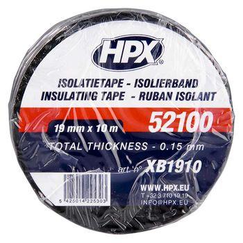 HPX 52100 (VDE standart) bandă electrică PVC 19mm*20m
