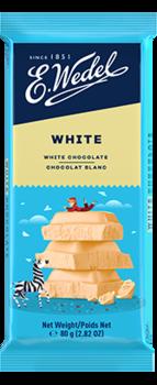 купить Wedel Шоколад белый 80g в Кишинёве