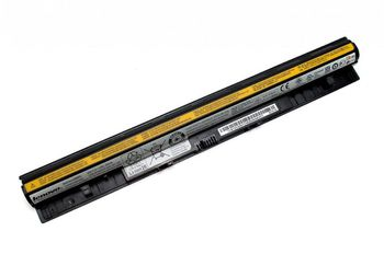 Battery Lenovo G50 G40 G70 Z40 Z50 Z70 G400s G405S G410s G500s G505S G510s IdeaPad S410p S510p Z710 L12M4A02 L12L4A02 L12L4E01 L12M4E01 L12S4A02 L12S4E01 14.4V 2200mAh Black Original