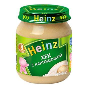 купить Heinz пюре хек с картошечкой 8+мес. 120г в Кишинёве