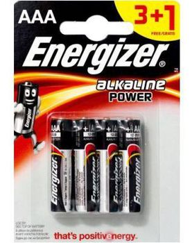 Energizer Power AAA E92 BP4