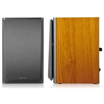 Колонки Active Speakers Edifier R1000T4 Brown wooden, RMS 24W, 2x12W (boxe sistem acustic/колонки акустическая сиситема)