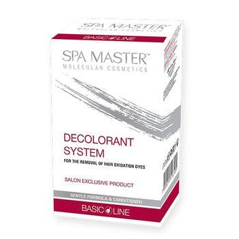 DECOLORANT SYSTEM – Produs pentru îndepărtarea completă a vopselei de păr
