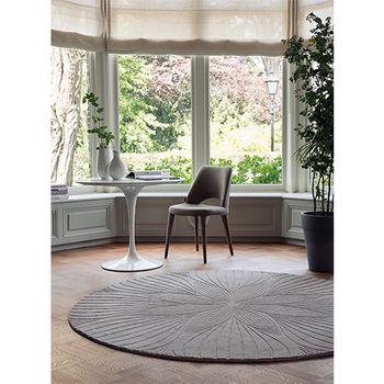 купить Ковёр ручной работы WEDGWOOD HOME Folia - Grey 38305 ROUND 200 в Кишинёве