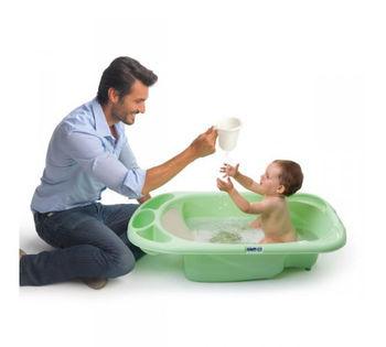купить Ванночка CAM Baby Bagno белая (0-12 мес) в Кишинёве