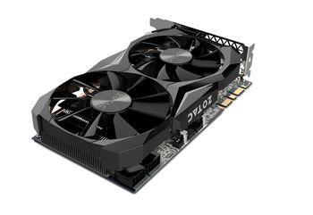 купить ZOTAC GeForce GTX 1080 Ti Mini 11GB DDR5X, 352bit, 1620/11000Mhz, Dual Fan IceStorm, HDCP, DVI, HDMI, 3xDisplayPort, Premium Pack в Кишинёве