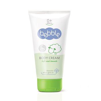 cumpără Bebble Cremă hidratantă pentru corp, 0+, 150ml în Chișinău