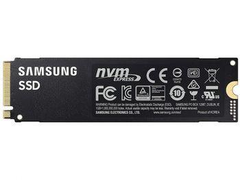 .M.2 NVMe SSD   250GB Samsung 980 PRO [PCIe 4.0 x4, R/W:6400/2700MB/s, 500/600K IOPS, Elpis, 3DTLC]
