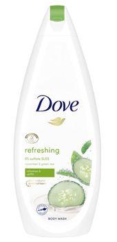 Гель для душа Dove Fresh Touch, 750 мл