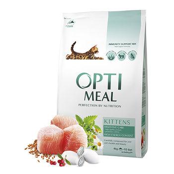 купить Optimeal для котят - курица ,200г в Кишинёве