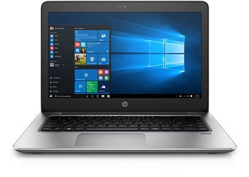 "HP ProBook 440 Matte Silver Aluminum, 14"" FullHD +Win10 Pro(Intel® Core™ i7-8550U up to 4.0GHz, 8GB DDR4 RAM, 1TB HDD+256GB SSD,GeForce® 930MX 2GB Graphics, CardReader, Wi-Fi/AC, BT4.0, HDMI, VGA, 3cell, 720p HD, FingerPrint, RU, Win10 Pro, 1.63kg)"