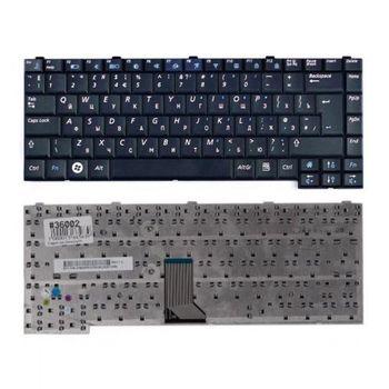 Keyboard Samsung R60 R58 R70 R503 R505 R508 R509 R510 P510 R560 P560 ENG/RU Black
