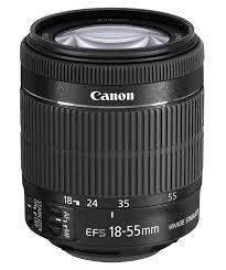 купить Zoom Lens Canon EF-S 18-55mm f/3.5-5.6 IS STM в Кишинёве