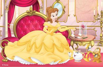 "54105 Trefl Puzzles - ""54 Mini"" - The Princesses / Disney Princess (20)"