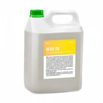DESO C9 Дезинфицирующее средство на основе изопропилового спирта 5 л