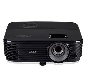 ACER X1223H (MR.JPR11.001) DLP 3D, XGA, 1024x768, 20000:1, 3600Lm, 10000hrs (Eco), 2*HDMI, VGA, 3W Mono Speaker, Black, 2,4kg