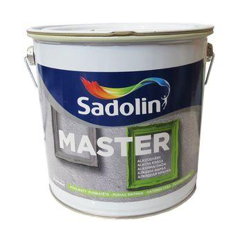 Sadolin Краска Master 30 BM Полуглянцевая 2.375л