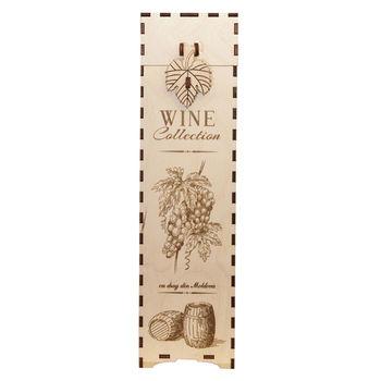 купить Коробка для вина, фанера - Древо Жизни 4 в Кишинёве
