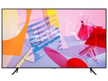 """55"""" LED TV Samsung QE55Q60AAUXUA, Black"""