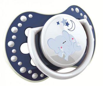 купить Canpol пустышка симметричная Lovi NightDay, 6-18мес. 2шт в Кишинёве